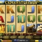 Europa Casino - Captains Treasure Game